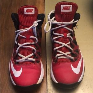 Nike Stutterstep High Top Basketball Shoes